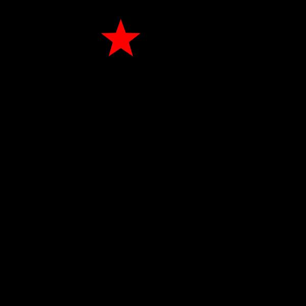 Ali Esbati as Che Guevara