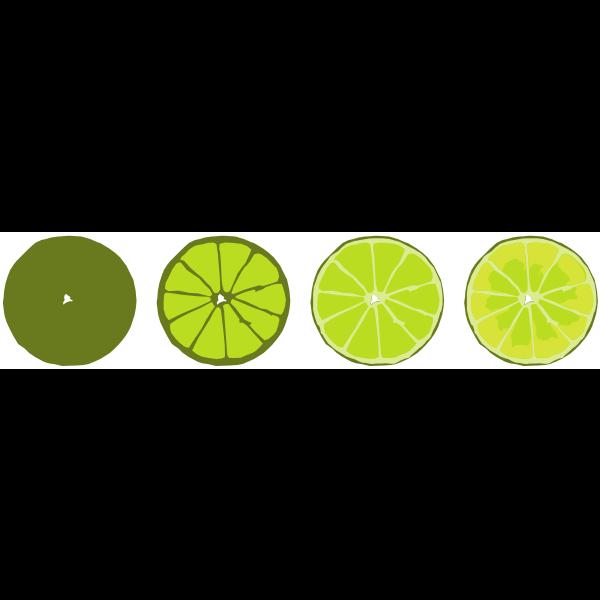 Progressive limes