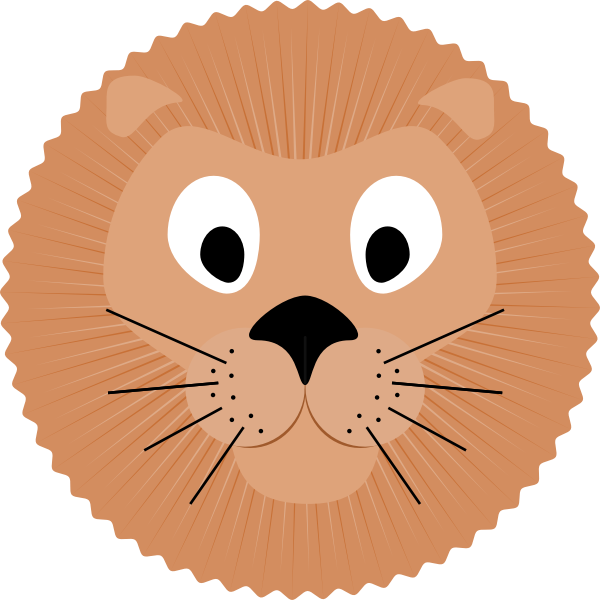 Lion cartoon image
