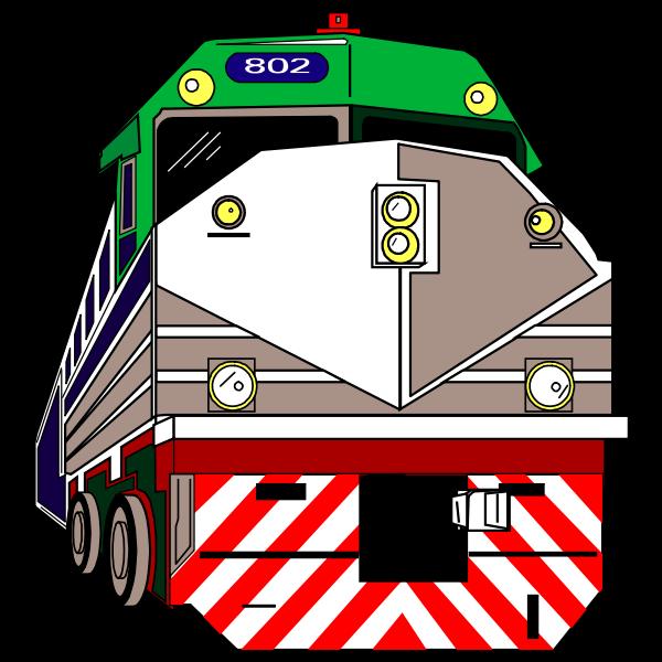 Locomotive icon