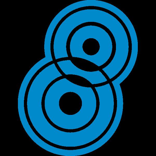 Water logo vector illustration