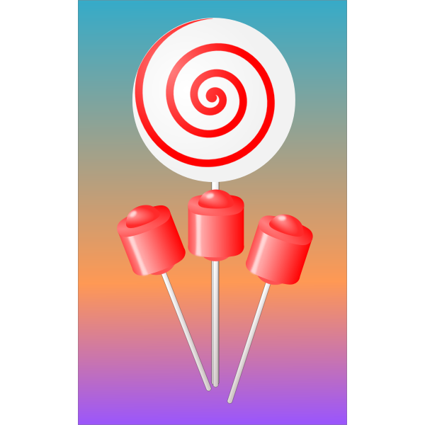 Lollipops Candy