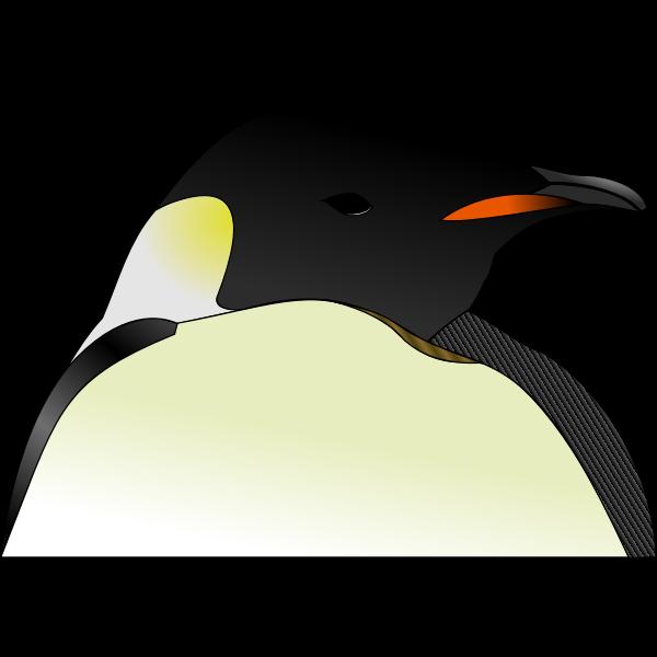 Tux Head - Cabeza de Pingüino