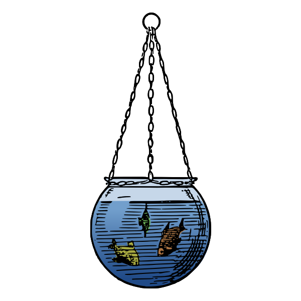 Lutz fishbowl colored