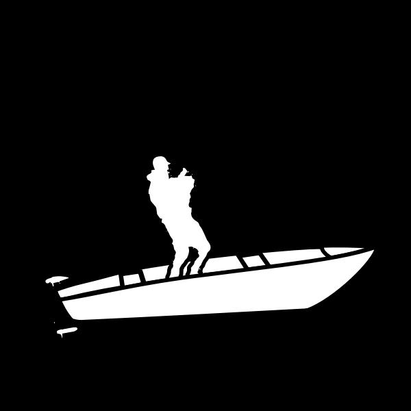 Download Man Fishing Free Svg