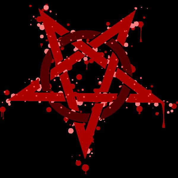 mathafix pentragramme taches rouges