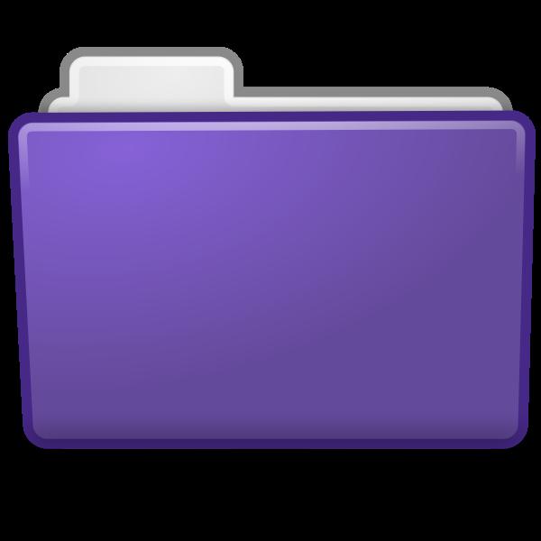 Purple dossier