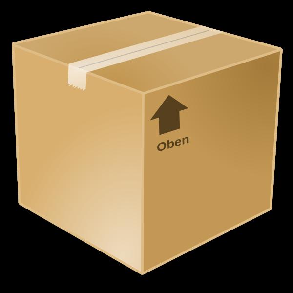 Cardbox package
