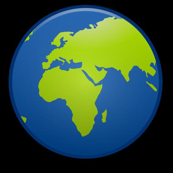 Globe illustration image