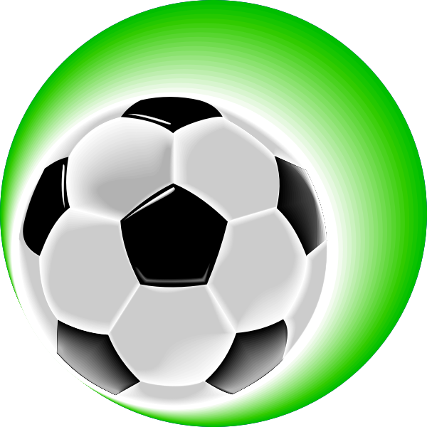 Vector illustration of soccer ball