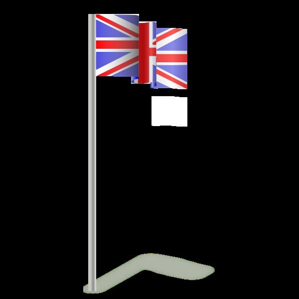 Flag of the United Kingdom (wind)