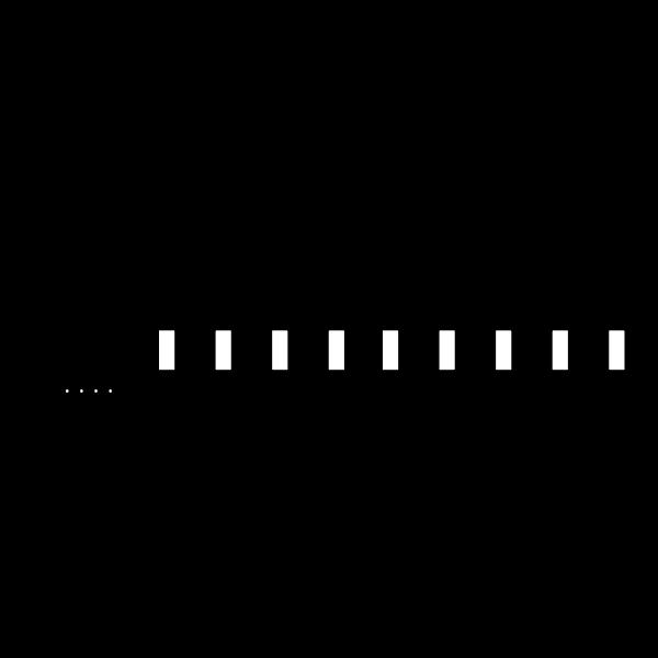 MIDI mixer controller vector illustration