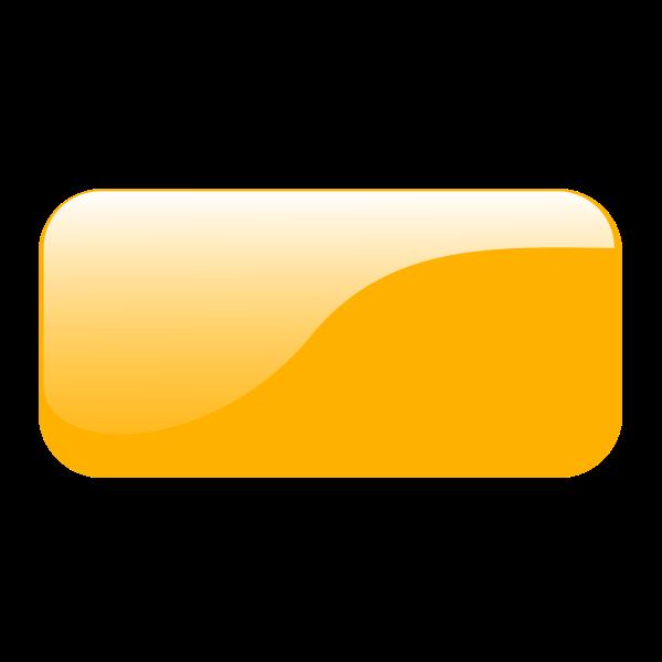 Nice orange glowy button