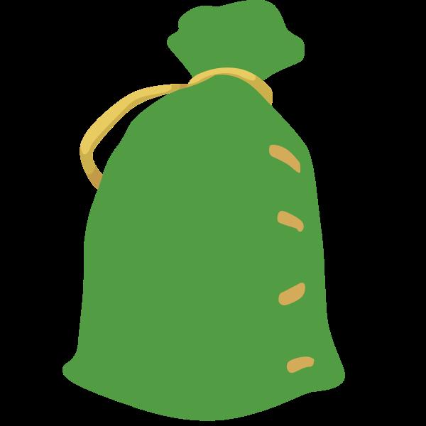 Green sack