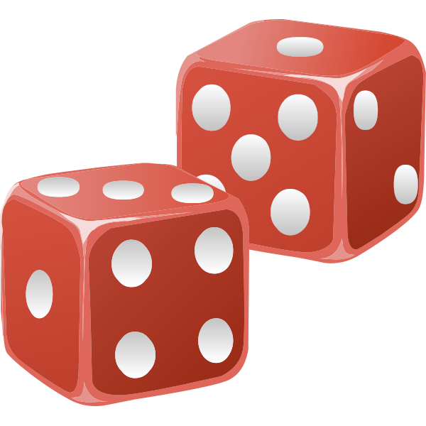 Pair of cubes