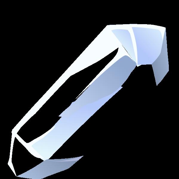 misc plain crystal