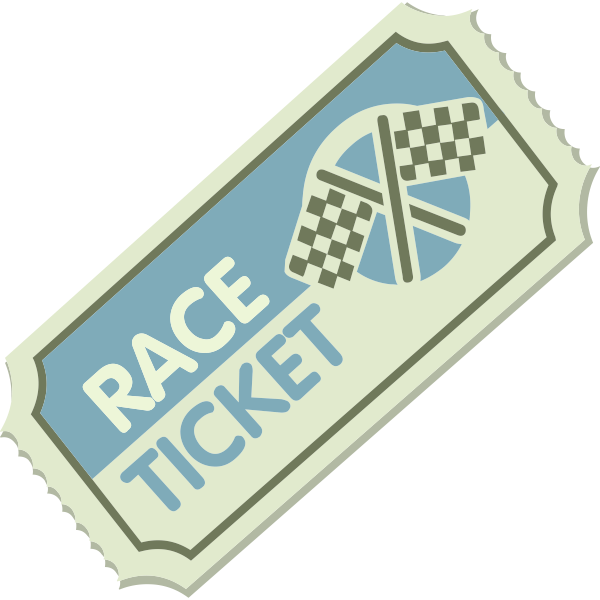 Race ticket