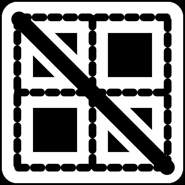 mono border fall