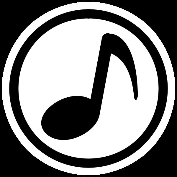 Audio CD vector icon