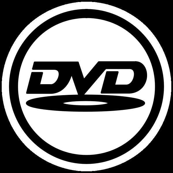 DVD vector icon