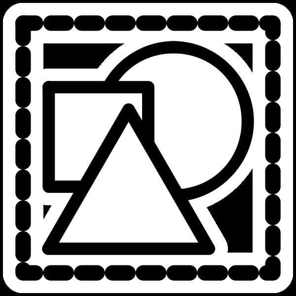 Mono group stencils