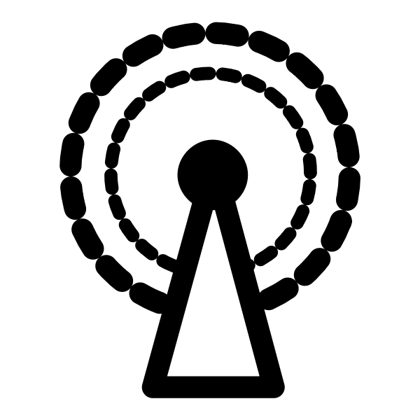 Satellite symbol