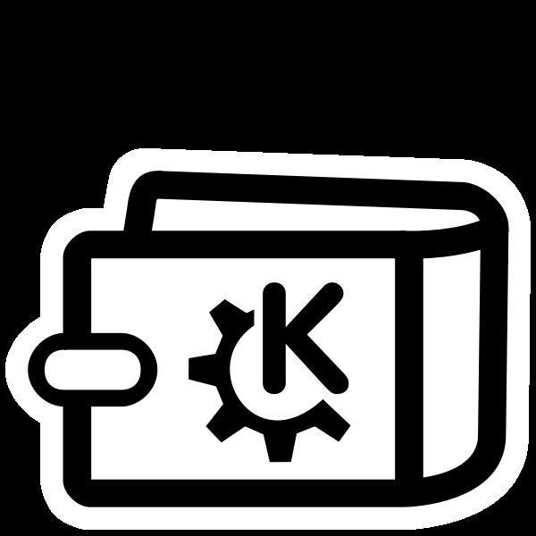 Closed wallet icon