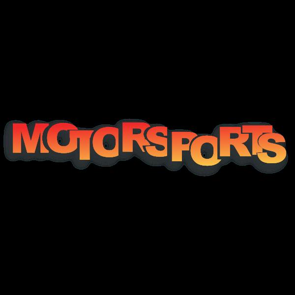Motorsports text