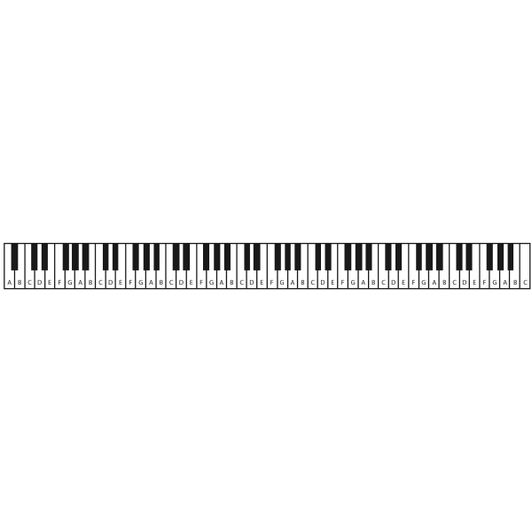 Musical keyboard (#2)