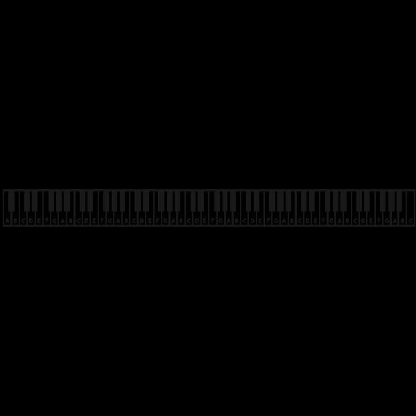 Musical keyboard (#2)