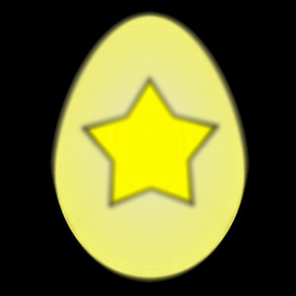 Easter egg (star)