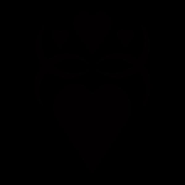 Vector illustration of hearts