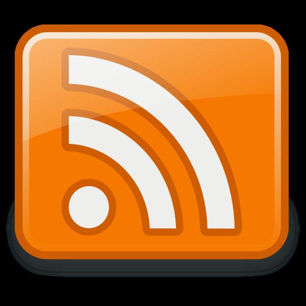 Tango news feed vector image