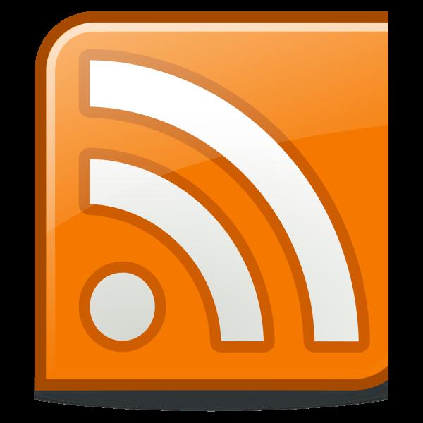 Tango news reader vector image