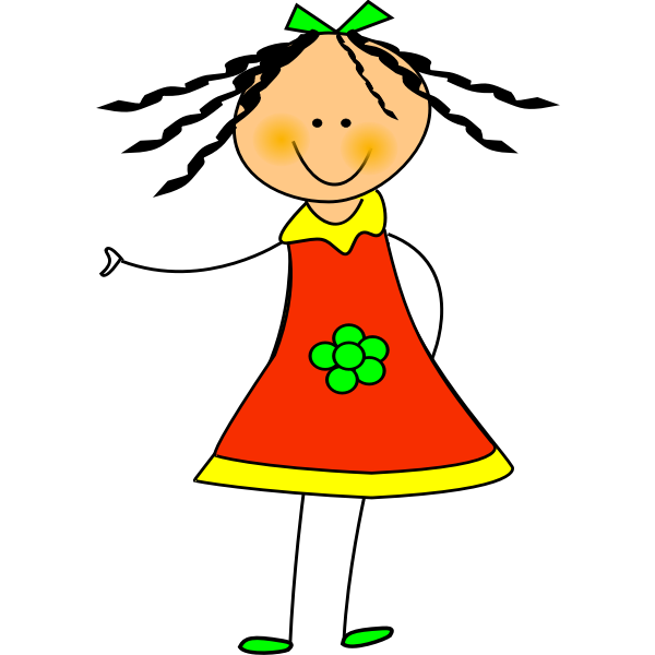 newtonguarinof Little Doll