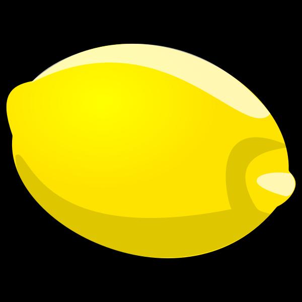 Whole lemon image