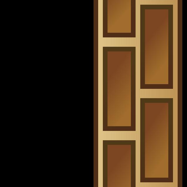 RPG map brick border 4
