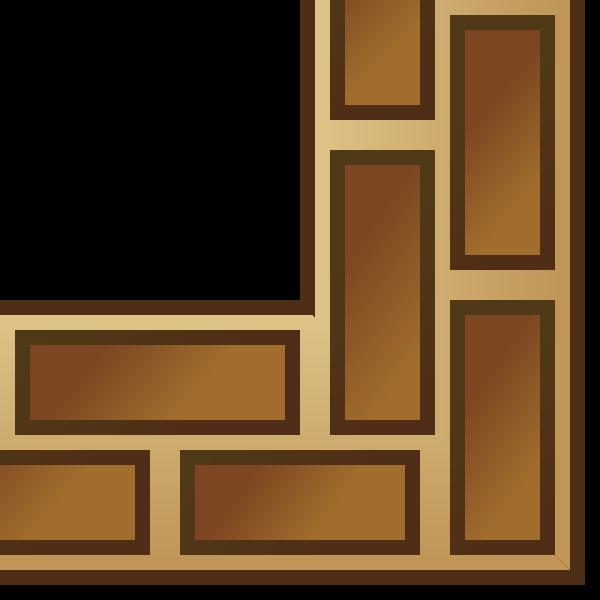 RPG map brick border 5