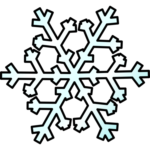 nicubunu Weather Symbols Snow