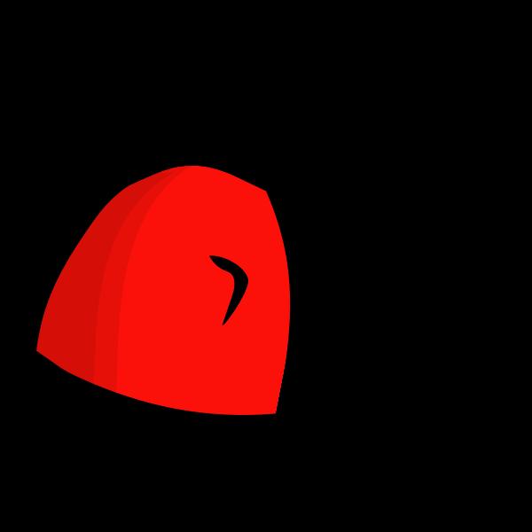 Vector graphics of fez