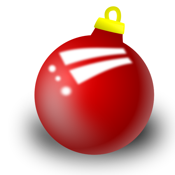 Christmas decorative ball