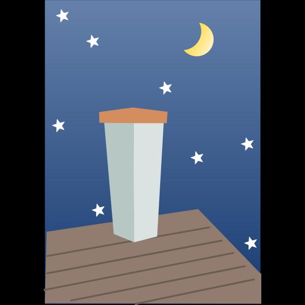 Night Chimney