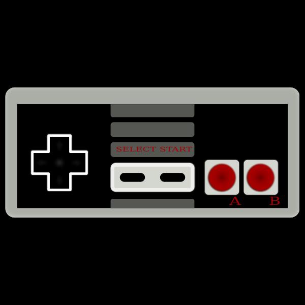 Nintendo 8-bit controller
