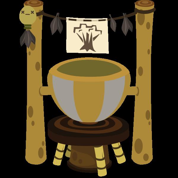 Wooden firebog image