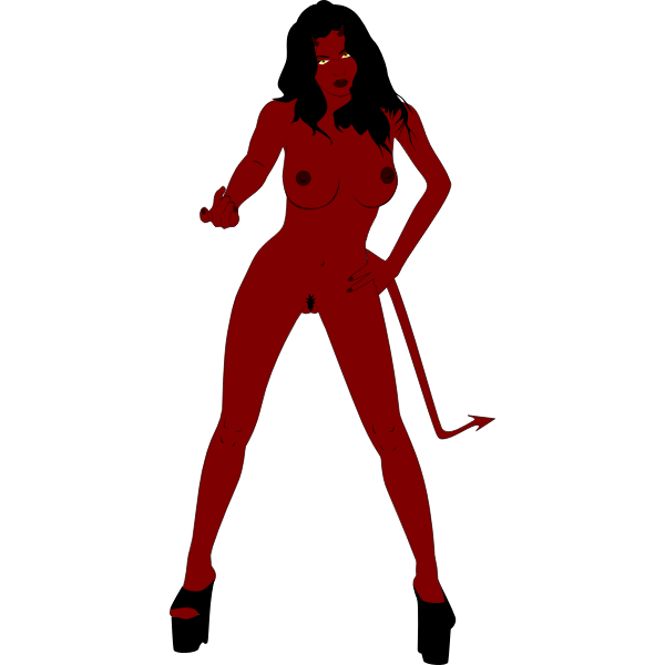 Come Hither Demoness