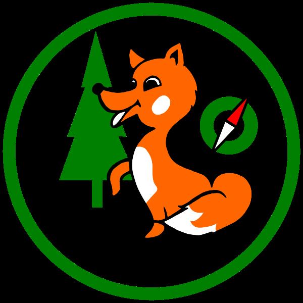 orienteering is fun - o fox