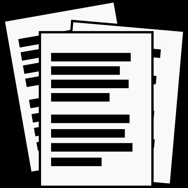 Notes vector illustration
