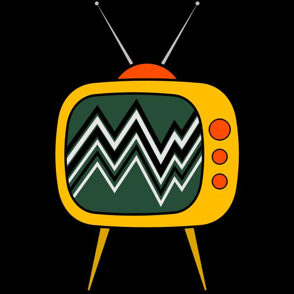 Old TV cartoon