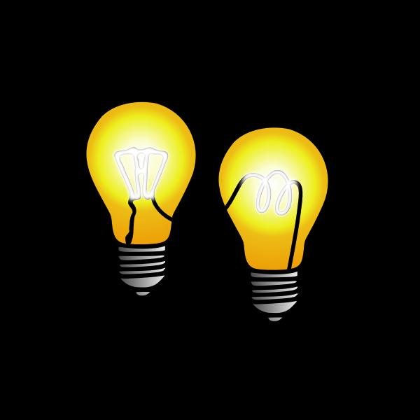 Connected light bulbs