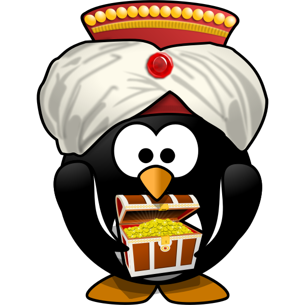 Oriental penguin